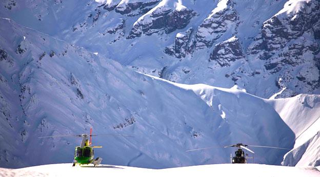 Pure ski company heiliskiing worldwide