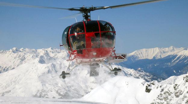 Pure ski company heliskiing russia